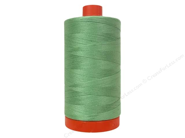 Aurifil Mako Cotton Quilting Thread 50 wt. #2840 Loden Green 1420 yd.