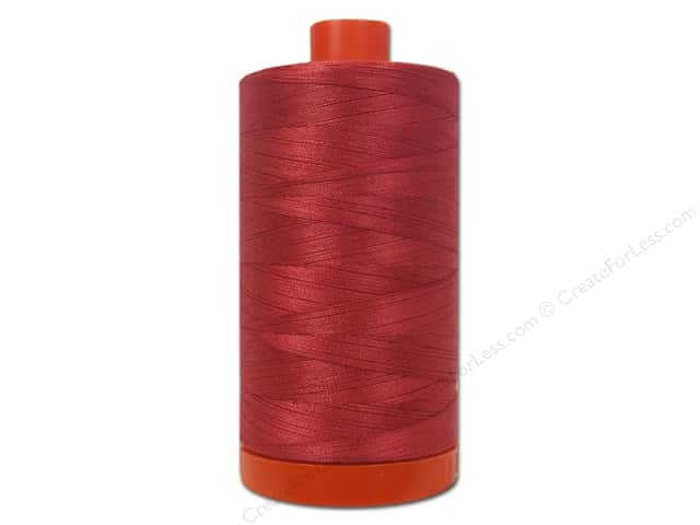 Aurifil Mako Cotton Quilting Thread 50 wt. #2230 Medium Peony 1420 yd.