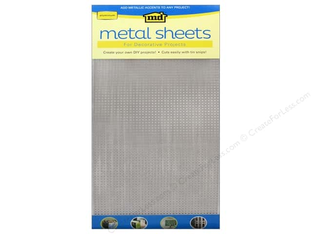 "MD Metal Sheet 12""x 24"" Aluminum Lincane"