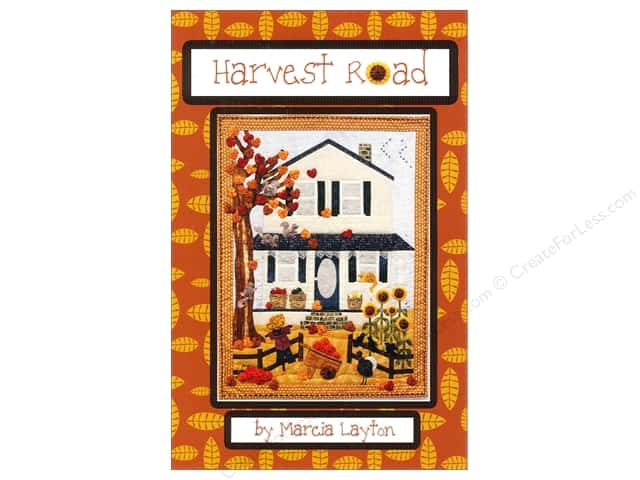 Marcia Layton Designs Harvest Road Pattern