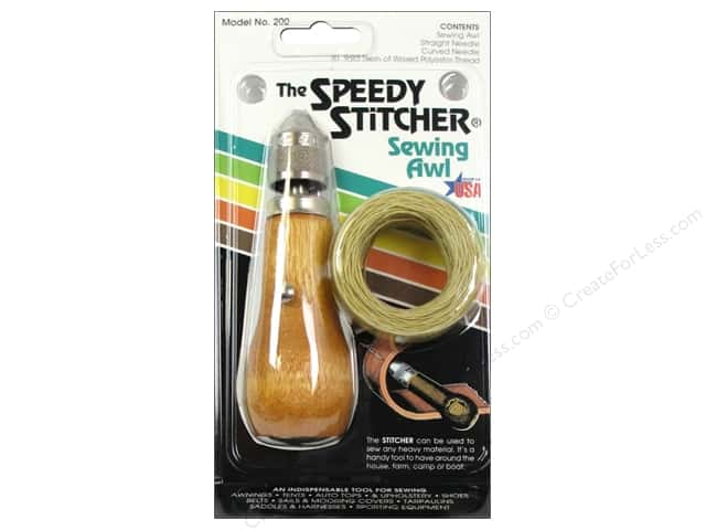 Silver Creek Speedy Stitcher With Thread