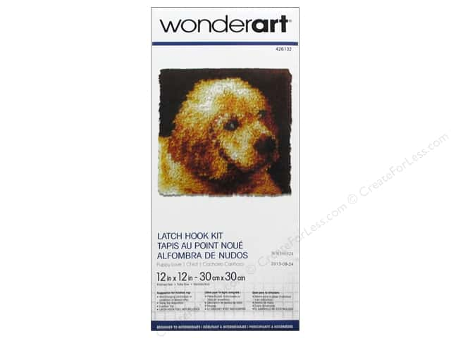 puppy love latch hook kit instructions Hook kit shop wonderart latch hook kits: how to use your wonderart latch hook kit i just bought the puppy love one my color chart got ripped need help what do i do i can't finish my hook rug.