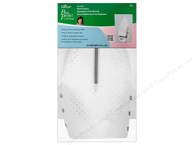 Clover Press Perfect Iron Safe Iron Protector