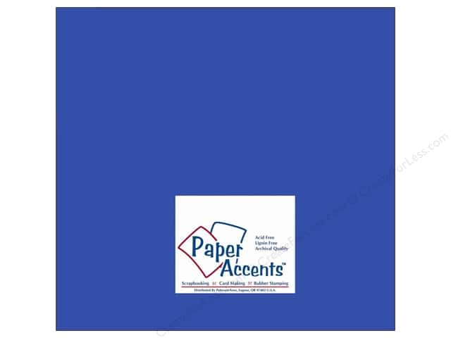 Cardstock 12 x 12 in. #10076 Stash Builder Liberty by Paper Accents (25 sheets)