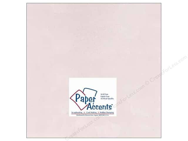 Cardstock 12 x 12 in. #121 Smooth Grey by Paper Accents (25 sheets)