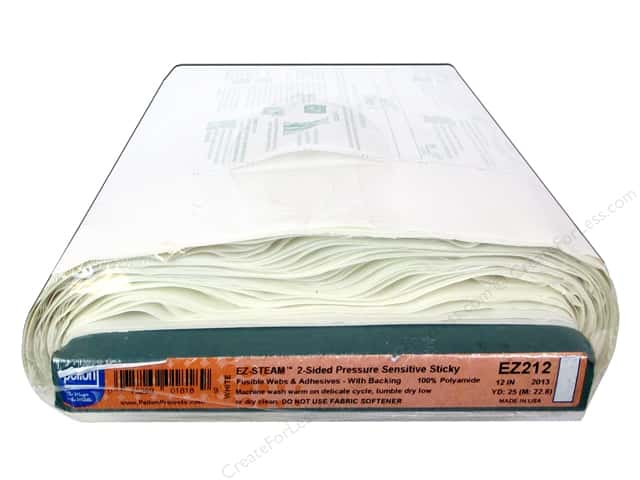 Pellon EZ-Steam II Fusible Web 12 in. x 25 yd. (25 yards)