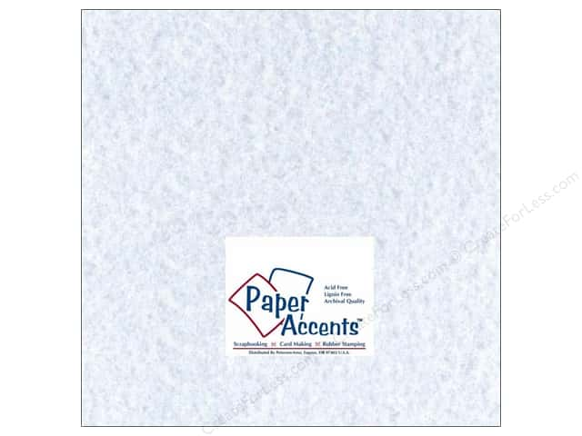 Cardstock 12 x 12 in. #208 Parchment Blue by Paper Accents (25 sheets)
