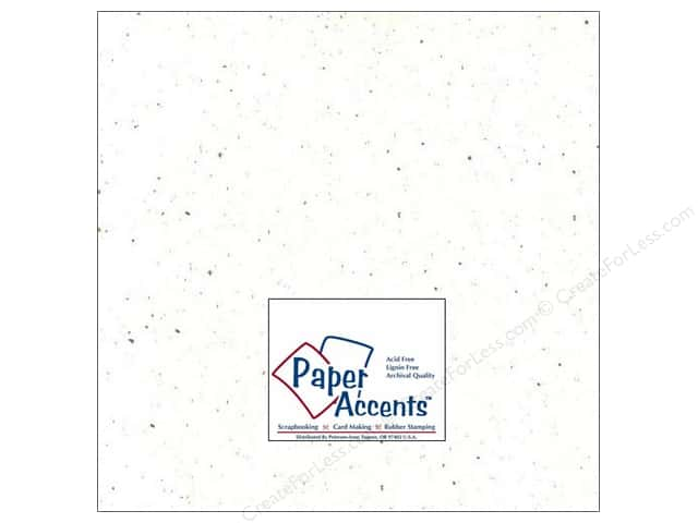 Paper Accents Cardstock 12 x 12 in. #326 Recycled Kaleidoscope (25 sheets)