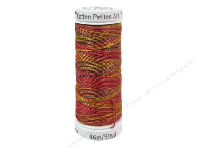 Sulky Cotton Thread Petites Blendables 12wt 50yd Autumn