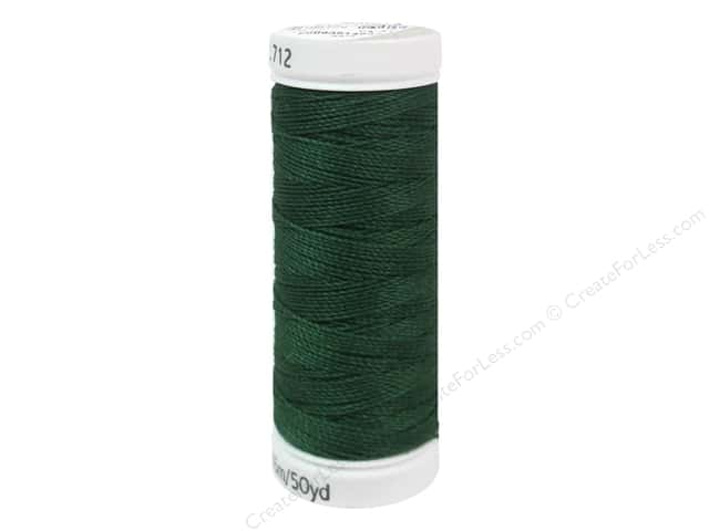 Sulky Cotton Thread Petites 12wt 50yd Dark Pine Green