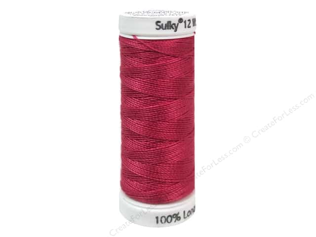 Sulky Cotton Thread Petites 12wt 50yd Petal Pink