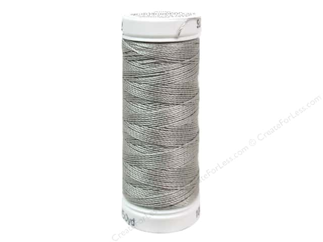Sulky Cotton Thread Petites 12wt 50yd Nickel Grey