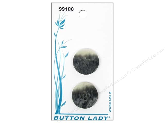 JHB Button Lady Buttons 3/4 in. Cream #99180 4 pc.