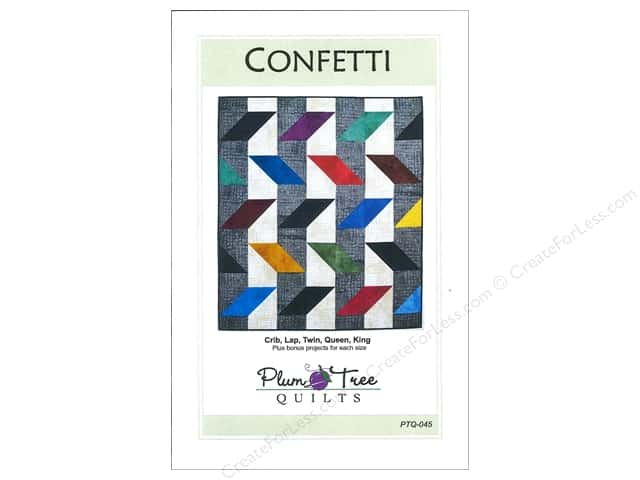 Plum Tree Quilts Confetti Pattern