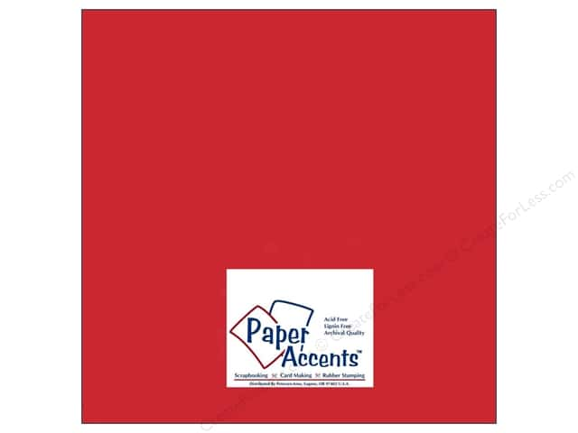 Paper Accents Cardstock 12 x 12 in. #8004 Muslin Macintosh (25 sheets)
