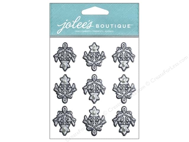 Jolee's Boutique Stickers Wedding Ornaments Repeat