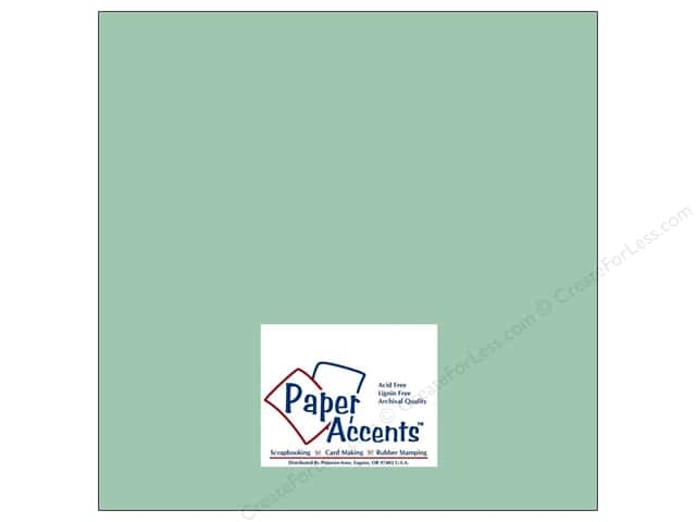 Paper Accents Cardstock 12 x 12 in. #8030 Muslin Whirlpool (25 sheets)