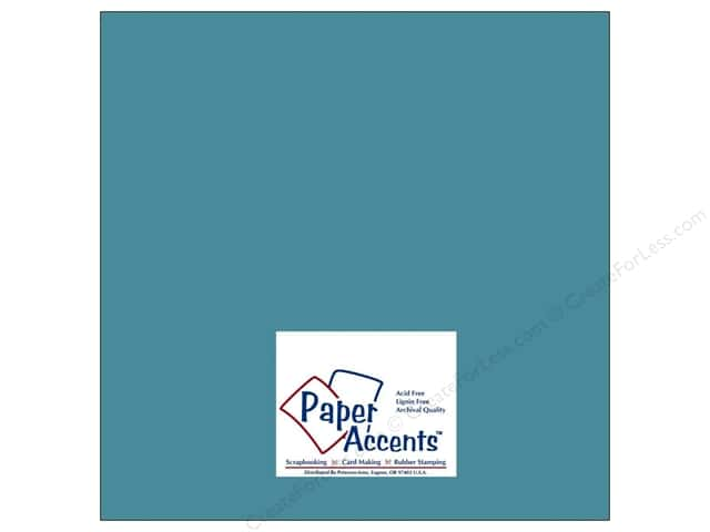 Paper Accents Cardstock 12 x 12 in. #8043 Muslin North Sea (25 sheets)