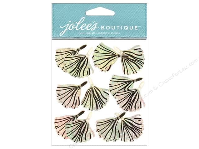 Jolee's Boutique Stickers Cheer Pom Poms Repeat