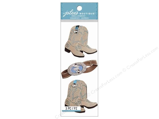 Jolee's Boutique Stickers Country Western