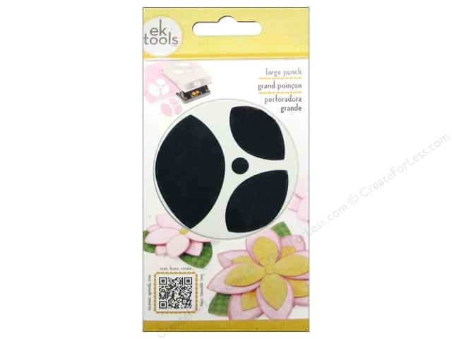 EK Success Large Punch Petals 2 in.