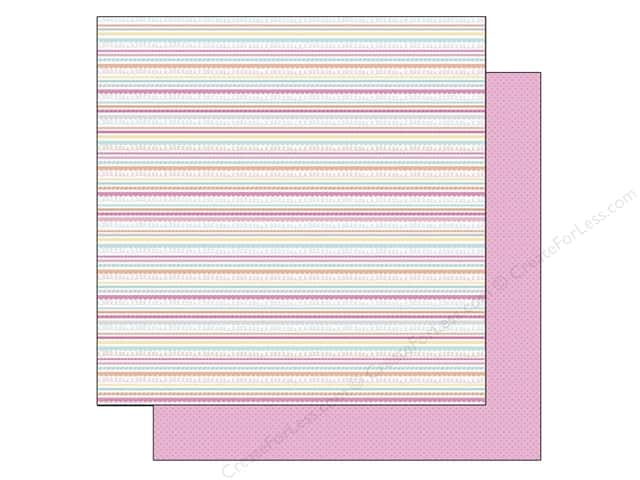 Doodlebug 12 x 12 in. Paper Sugar Shoppe Icing On The Cake (25 sheets)