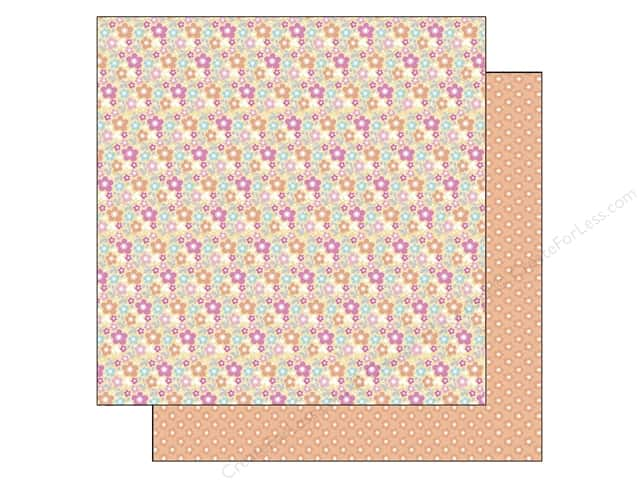 Doodlebug 12 x 12 in. Paper Sugar Shoppe Birthday Bouquet (25 sheets)