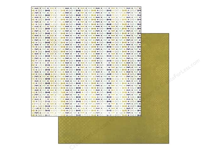Authentique 12 x 12 in. Paper Suave Dashing (25 sheets)