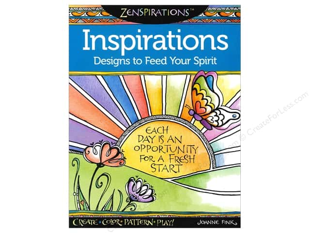 Design Originals Zenspirations Inspirations Book by Joanne Fink