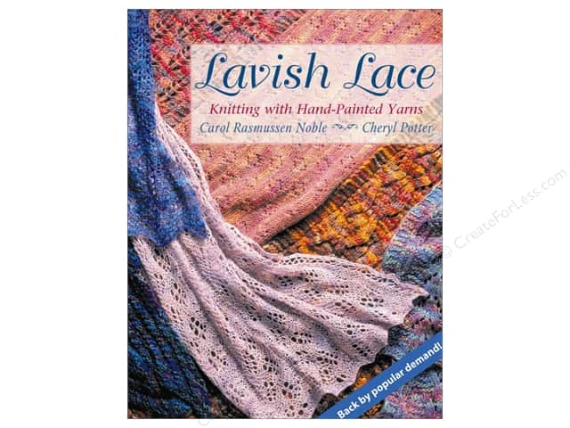 That Patchwork Place Lavish Lace Book by Carol Rasmussen Noble and Cheryl Potter