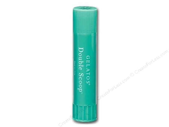 FaberCastell Gelatos Double Scoop Metallic Mint