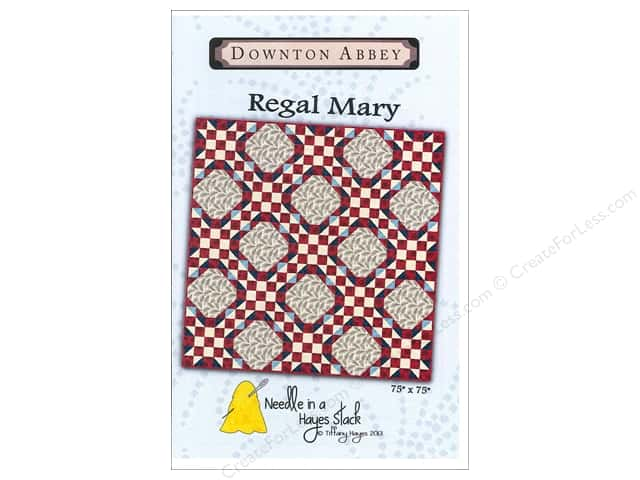 Needle In A Hayes Stack Downton Abbey Regal Mary Pattern