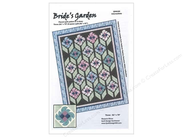 Quilt Design Northwest Bride's Garden A Downton Abbey Pattern
