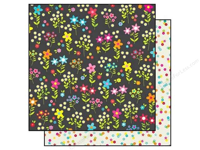 Simple Stories 12 x 12 in. Paper DIY Boutique Lovely (25 sheets)