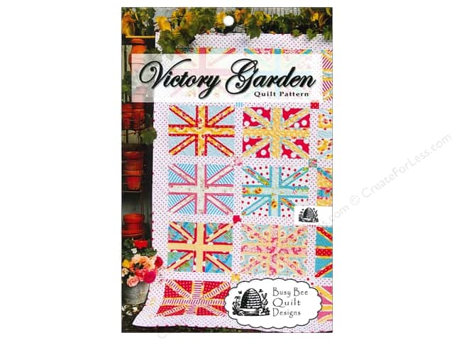 Busy Bee Designs Victory Garden Quilt Pattern