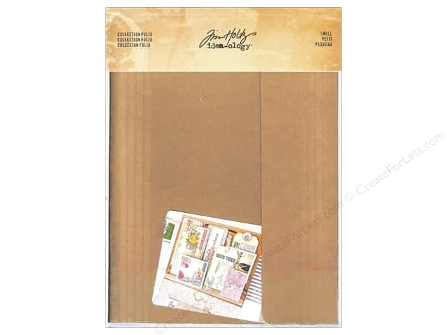 Tim Holtz Idea-ology Collection Folio Small