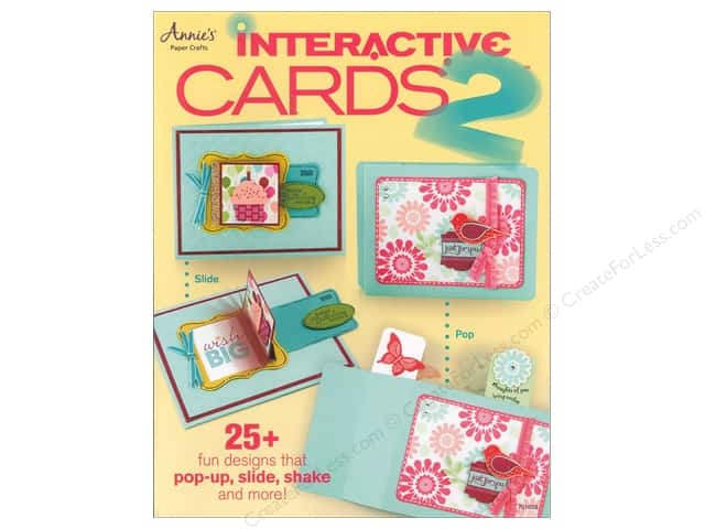 Annie's Interactive Cards 2 Book