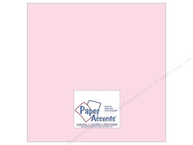 Paper Accents Cardstock 12 x 12 in. #8061 Muslin Nude (25 sheets)