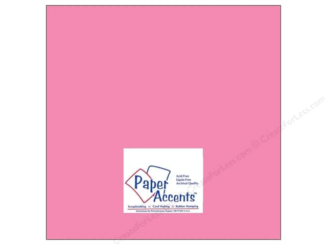 Paper Accents Cardstock 12 x 12 in. #8064 Muslin Chablis (25 sheets)