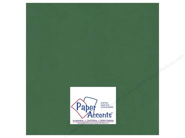 Cardstock 12 x 12 in. #94 Smooth Jackpot by Paper Accents (25 sheets)