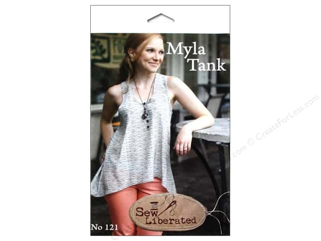 Sew Liberated Myla Tank Pattern