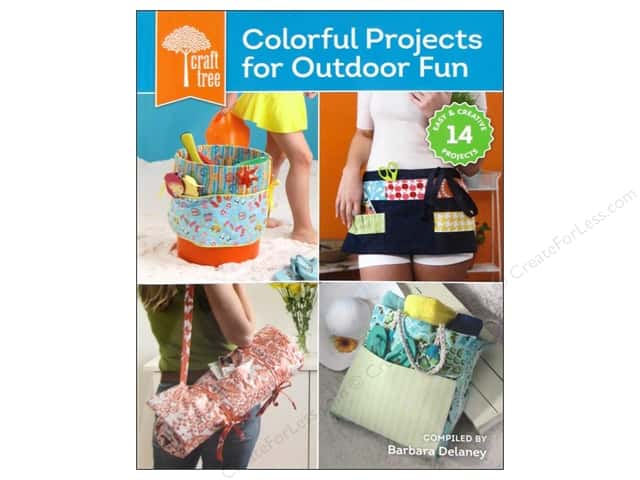 Interweave Press Craft Tree Colorful Projects For Outdoor Fun Book