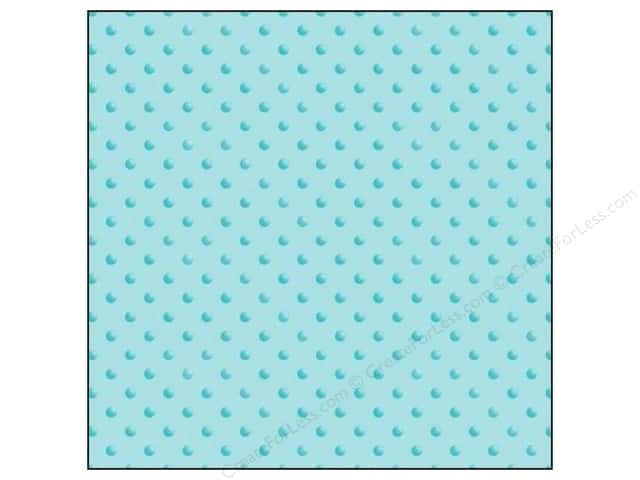 Doodlebug 12 x 12 in. Paper Vellum Sprinkles Swimming Pool (25 sheets)