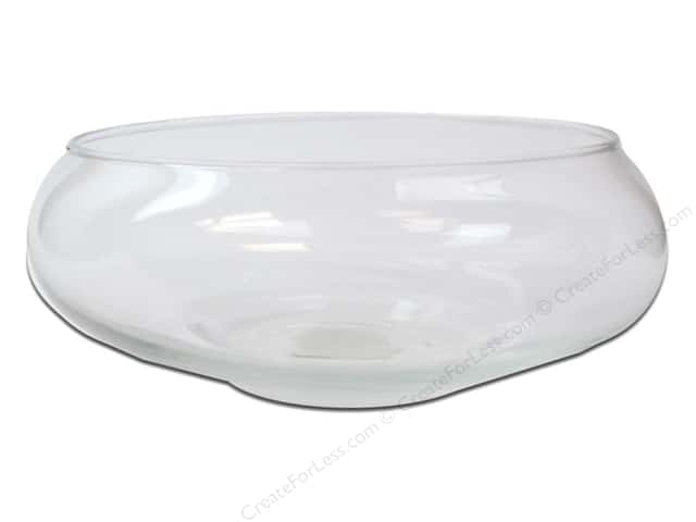 Crisa by Libbey Glass Garden Dish 8 in. (4 pieces)
