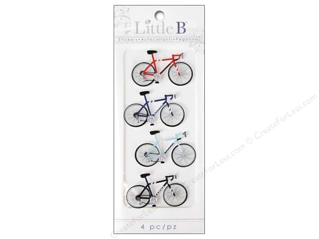 Little B Sticker Mini Road Bikes
