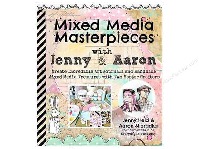 Page Street Publishing Mixed Media Masterpieces Book