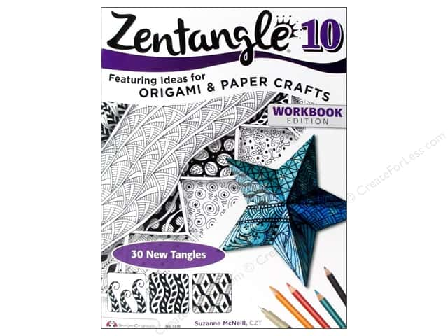 Design Originals Zentangle 10 Book