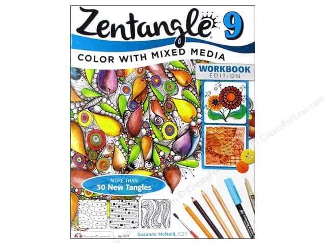 Design Originals Zentangle 9 Book