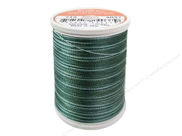 Sulky Blendables Cotton Thread 12 wt. 330 yd. #4037 Saucy Sages