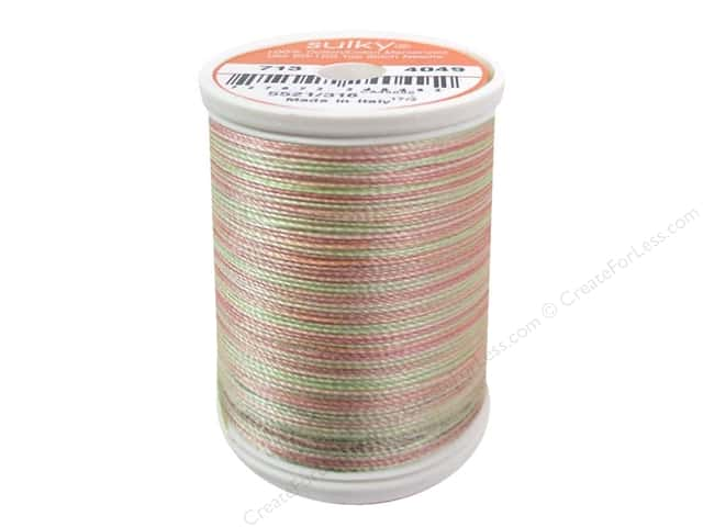Sulky Blendables Cotton Thread 12 wt. 330 yd. #4049 Melon Soft